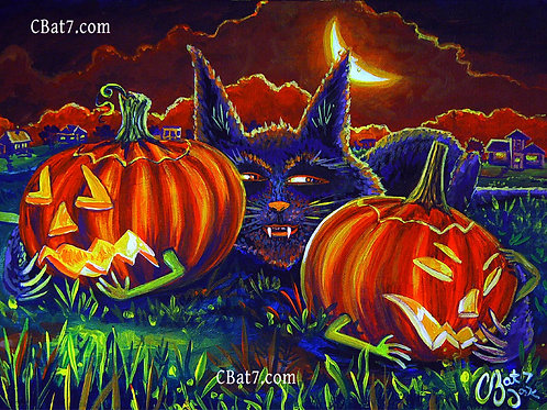 Pumpkin Heist