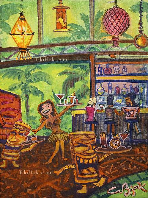 Tropical Rainforest Bar