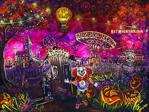 Clown Carnival