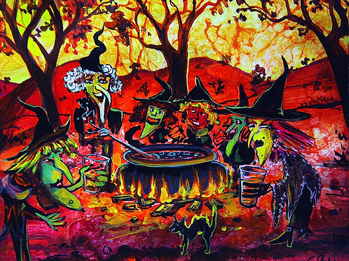 Witches Brew 2