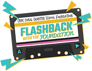 Cape Charter Flashback Foundation Logo F