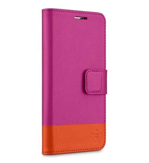 Belkin 2-In-1 Wallet Folio Galaxy S5 Case In Pink