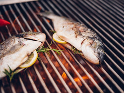 Chargrilled Seabream