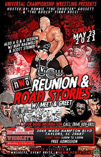 UCW Presents nWo Reunion & Road Stories