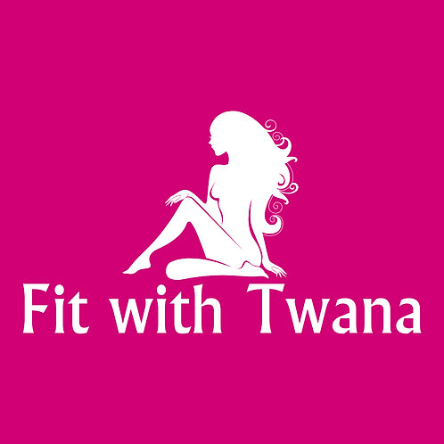 Fit with Twana T-Shirts