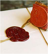 Wax Seal Self Promo