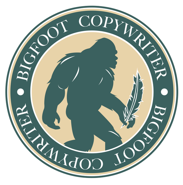 Bigfoot Copywriter