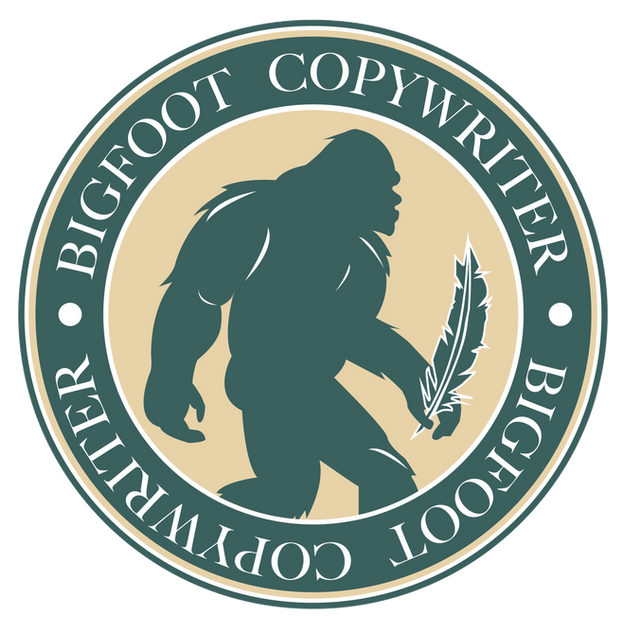 Bigfoot Copywriter