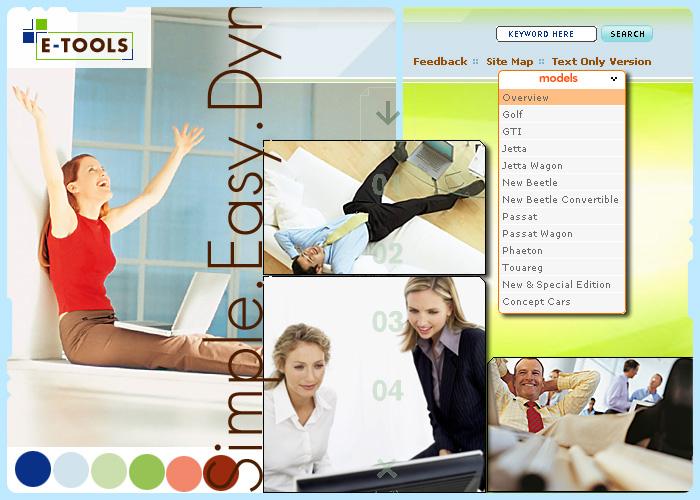 E-Tools Mood Board no.1
