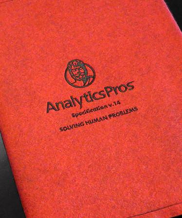 Analytics Pros Handbook