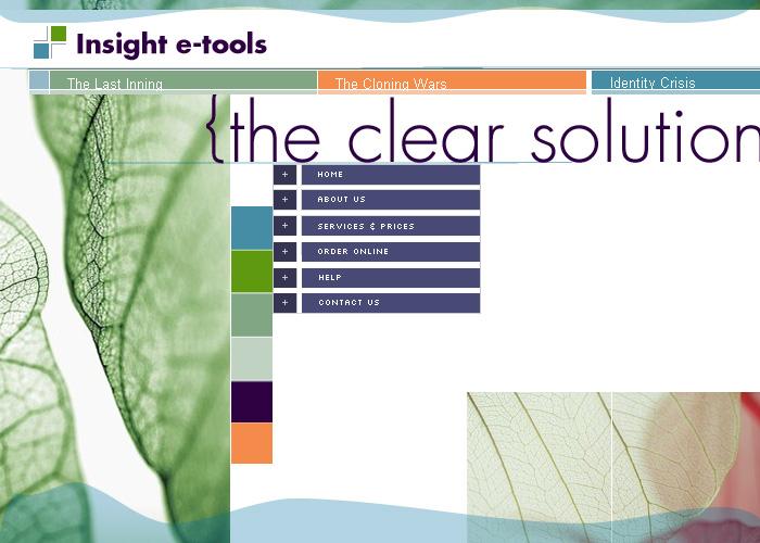 E-Tools Mood Board no.3