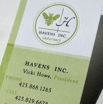 Havens Business Card