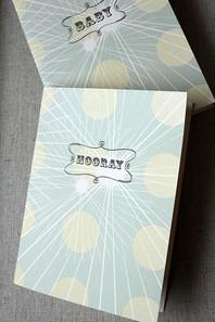 Hooray Greeting Card