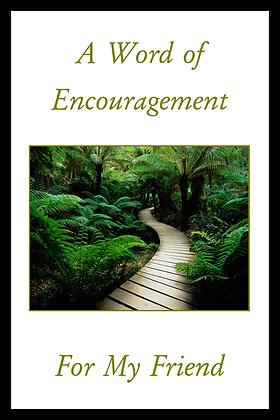 Encouragement 0001