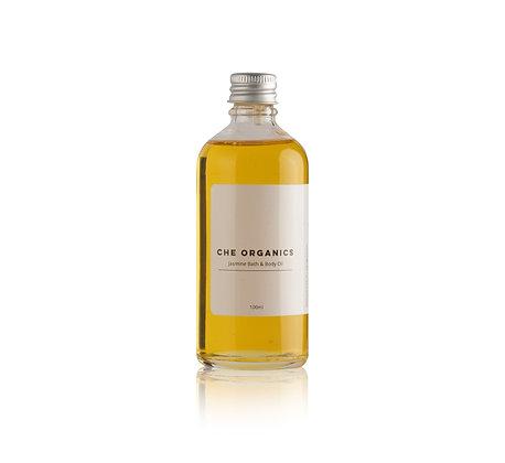 Jasmine Bath & Body Oil