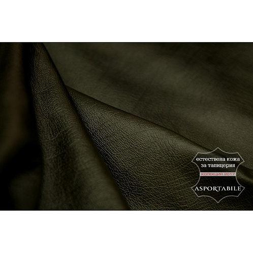 Естествена кожа - Asportabile Verde