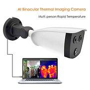 AX-9266-T AI Binocular Thermal Imaging S