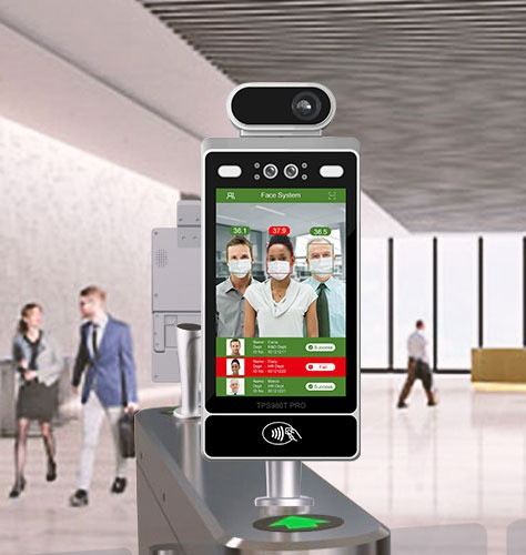 SFR2-SE | SafeEntry Compatible Face Scanner
