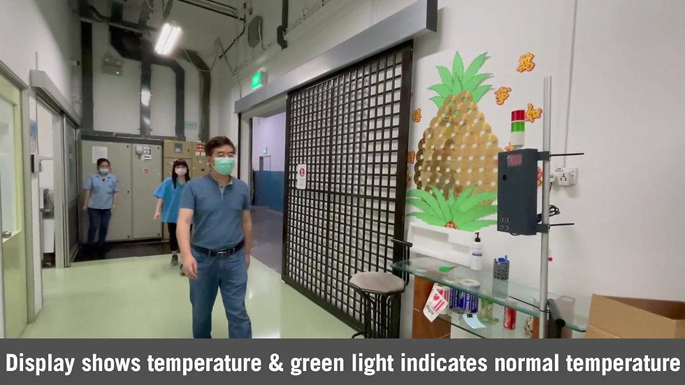 Thermometer Box Sensor (SCM-01)