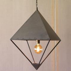Metal Diamond Light