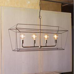 Rectangle Iron Bar Light