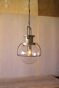 Glass Globe Light