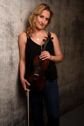 Ruth Elder Violinist London Musician
