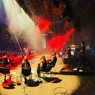 London String Group Jimmy Somerville Liv