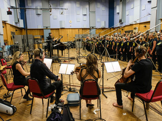 Abbey Road London String Group Session M