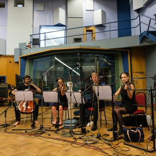 London String Group Abbey Road Video Str