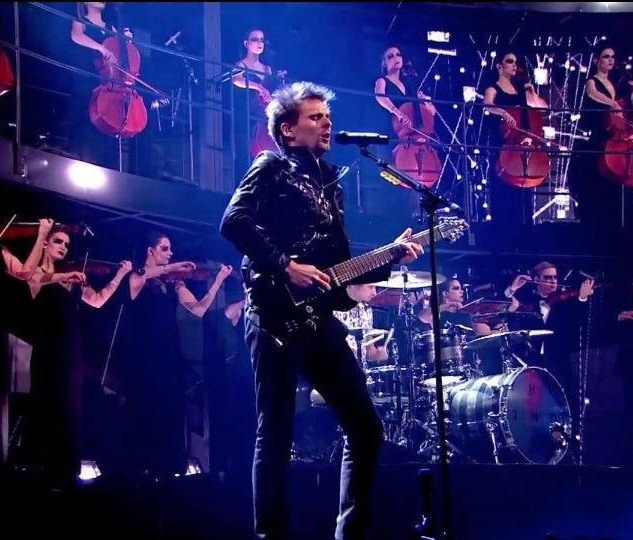 MUSE LSGLondon String Group Session Musi