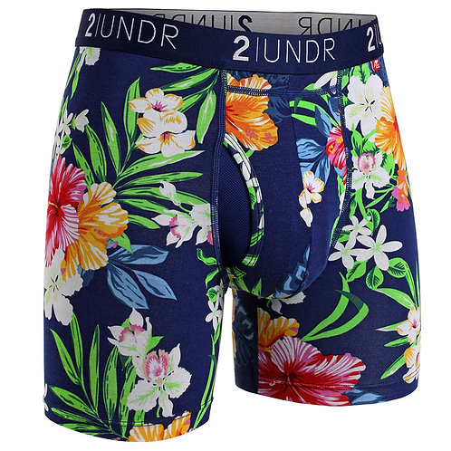Tahiti Swing Shift Boxer Brief by 2Undr