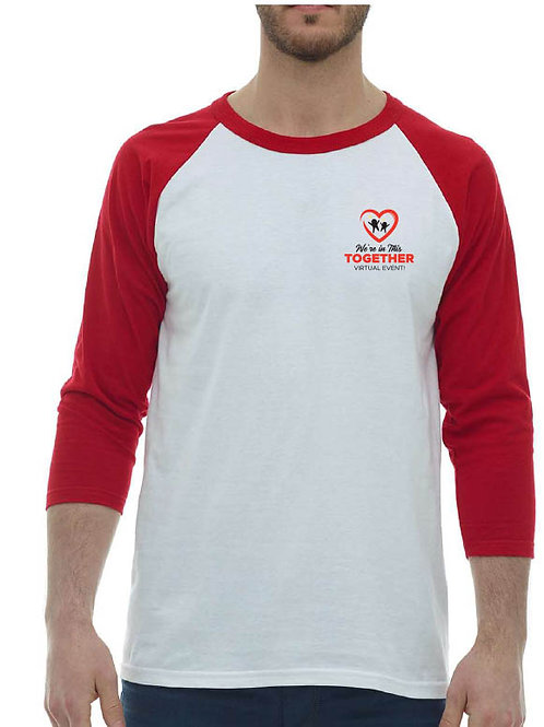 LSTAR: Simple logo Baseball Shirt