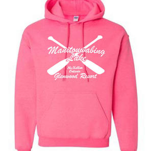 Safety Pink Hoodie