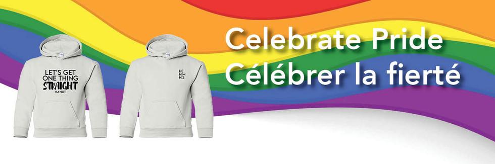 Celebrate Pride   Célébrer la fierté