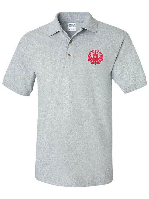 Canada Strong Polo (circle logo)