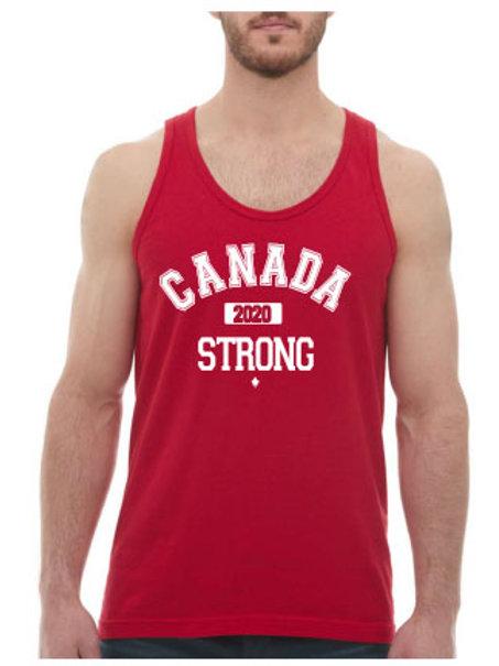 Canada Strong Varsity T (Mens)