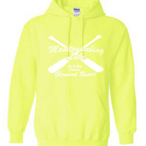 Safety Yellow Hoodie