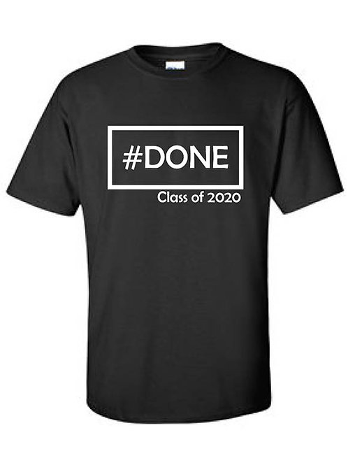 #Done 2020 T-Shirt