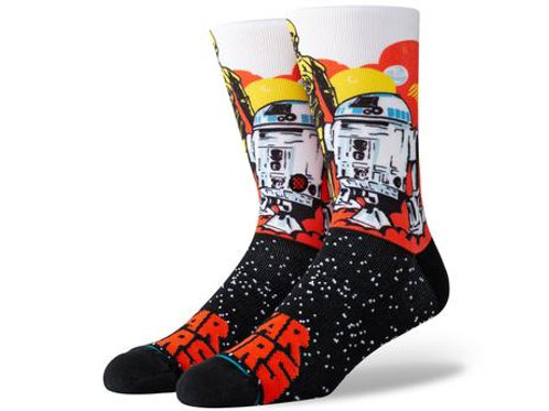 Droids socks by Stance