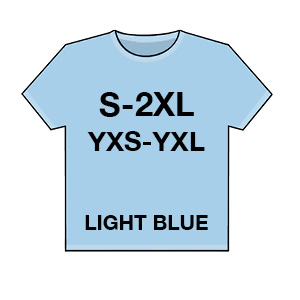 032 light blue