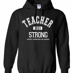 Teacher-Strong