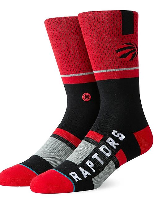 "Raptors ""Shortcut 2"" socks by Stance"