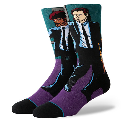 Vincent and Jules socks by Stance