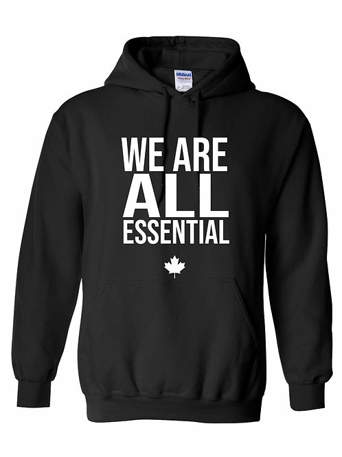We are all essential Hoodie