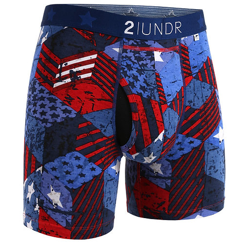 Freedom Swing Shift Boxer Brief by 2Undr