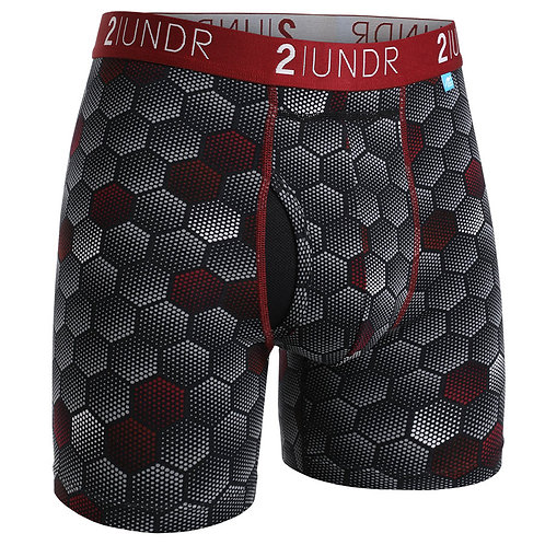 Jupitor Shift Boxer Brief by 2Undr