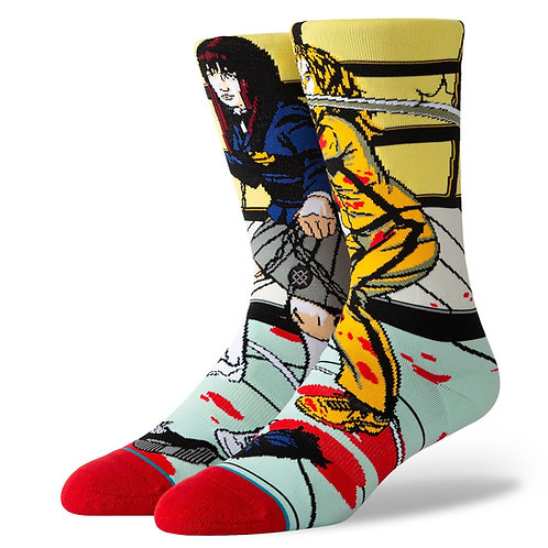 The Bride and Gogo socks by Stance