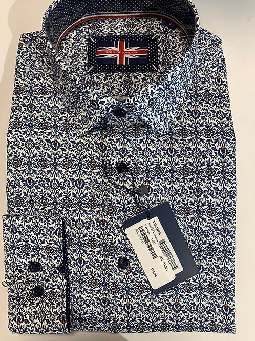 Soul of London Shirt 192704