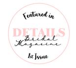 Details Bridal Magazine